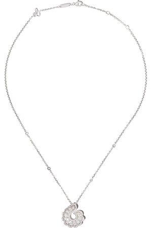 Chopard Kvinna Halsband - Diamanthalsband i 18K vitguld