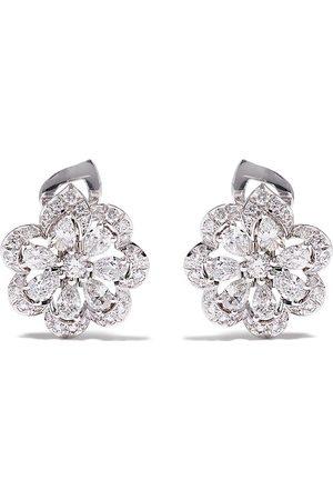 Chopard Diamantörhängen i 18K vitguld