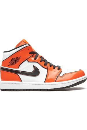 """Jordan Air 1 Mid SE """"Turf Orange"""" sneakers"""