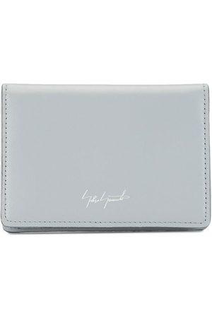YOHJI YAMAMOTO Vikt plånbok med broderad logotyp