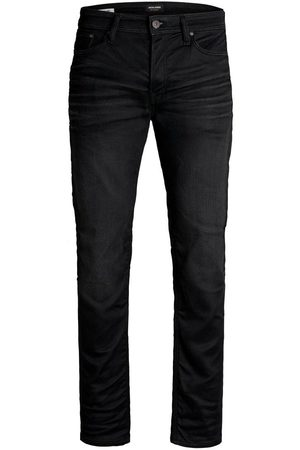 Jack & Jones Mike Original Jos 697 Indigo Knit Comfort Fit-jeans Man
