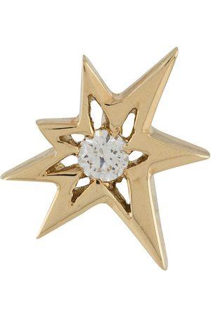 LE STER Bang diamantörhänge i 18K gult