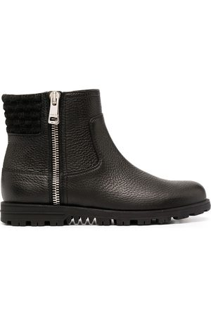 Gucci Ankelboots i läder