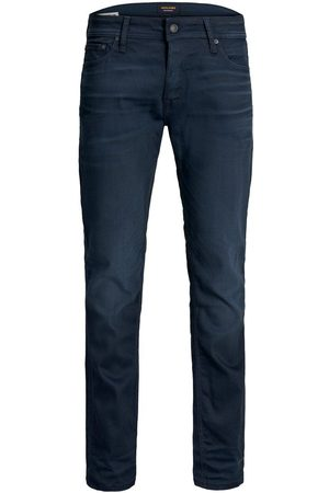 Jack & Jones Tim Original Jj 130 Jeans Med Slim/straight Fit Man