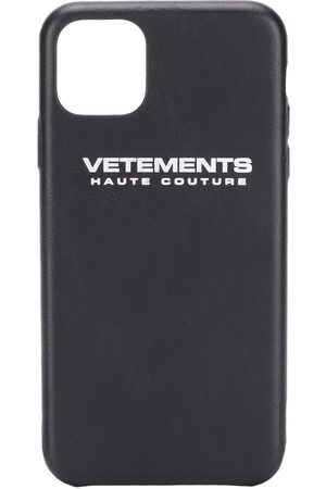 Vetements IPhone 11 Pro Max-skal med logotyp