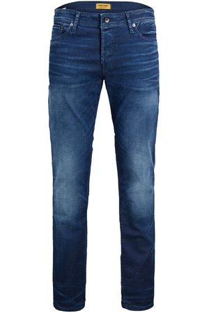 Jack & Jones Man Slim - Tim Original Jj 267 Jeans Med Slim/straight Fit Man