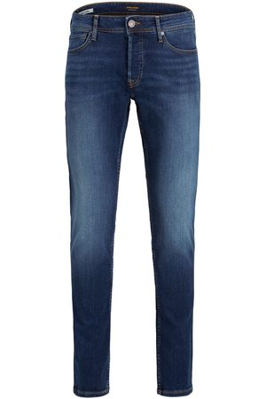 Jack & Jones Man Slim - Glenn Original Cj 165 Slim Fit-jeans Man