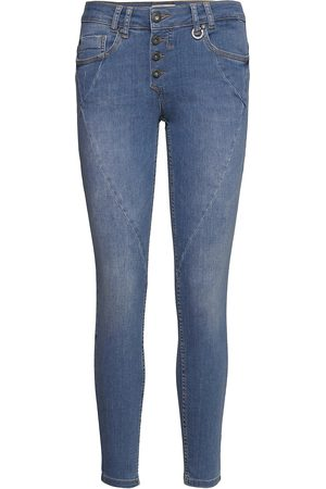 Pulz jeans Kvinna Skinny - Pzanna Jeans Skinny Leg Skinny Jeans