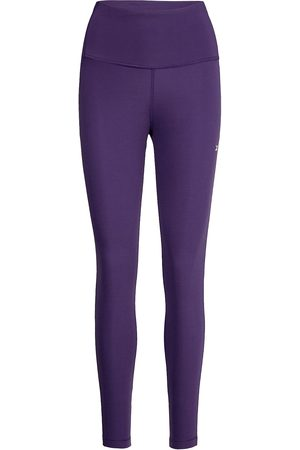 Reebok Lux High-Rise Perform Tights W Running/training Tights Lila