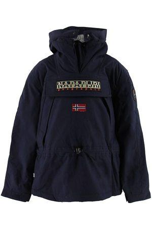 Napapijri Vinterjackor - Vinterjacka - Skidoo 2 Anorak - Marinblå