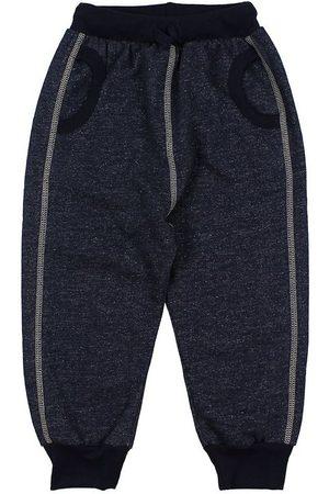 Katvig Joggingbyxor - Sweatpants - Baggy - Marinblåmelerad