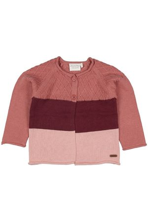 Minymo Cardigan - Stickad - Old Rose