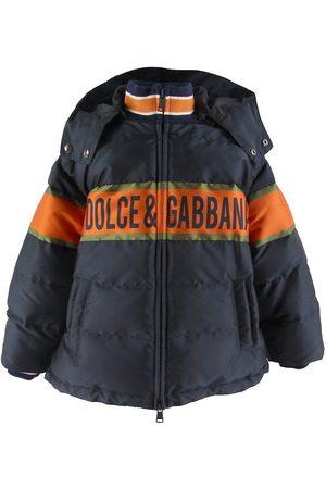 Dolce & Gabbana Dunjacka - Marinblå m.