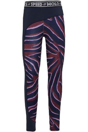 Molo Leggings - Olympia - Zebra Stripes