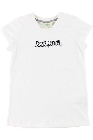Fendi Kids T-shirt - m. Text
