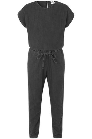 Mads Norgaard Flicka Playsuits - Jumpsuit - Cavini - Dark Washed