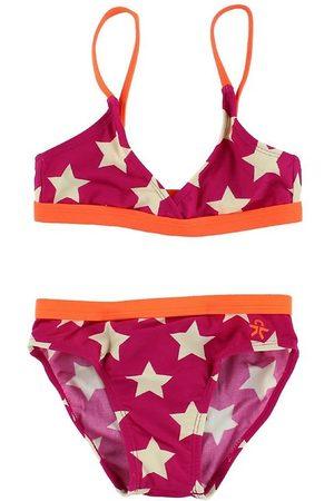 Color Kids Flicka Bikinis - Bikini - UV40+ - / m. Stjärnor