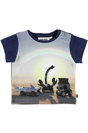 Molo T-shirt - Eddie - Black Rock City