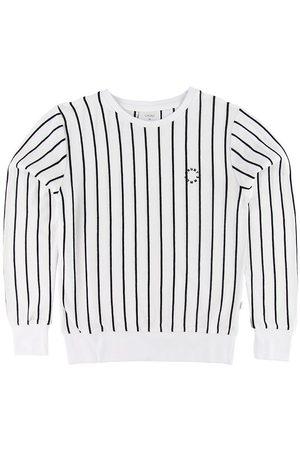 Grunt Pojke Sweatshirts - Sweatshirt - Godtfred - m. Ränder