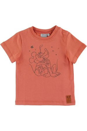 Disney T-shirts - T-shirt - Big Friend Hug - Wood