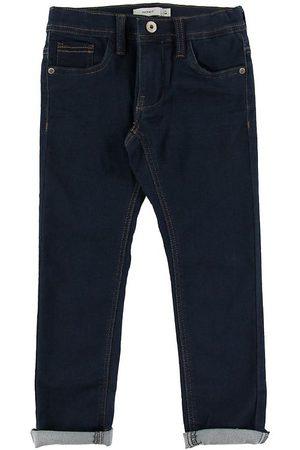NAME IT Jeans - Robin - Noos - Mörkblå Denim