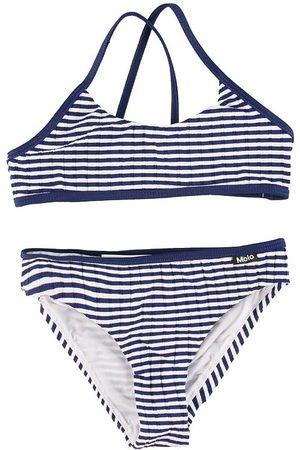 Molo Flicka Bikinis - Bikini - UV50+ - Neddy - Navy Stripe
