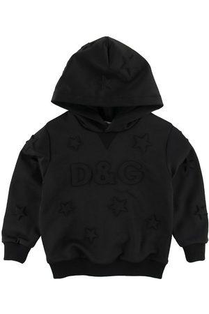 Dolce & Gabbana Pojke Hoodies - Hoodie - m. Logo