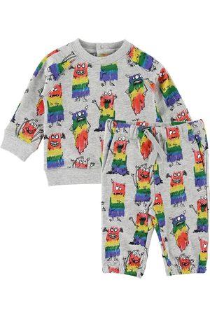 Stella McCartney Pojke Sweatshirts - Sweatshirt - m. Monster