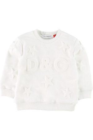 Dolce & Gabbana Sweatshirt - m. Stjärnor