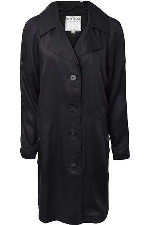 Hound Trenchcoat - Black