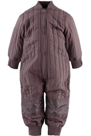EN FANT Kvinna Skidkläder - Termodräkt - Dammig Mörklila