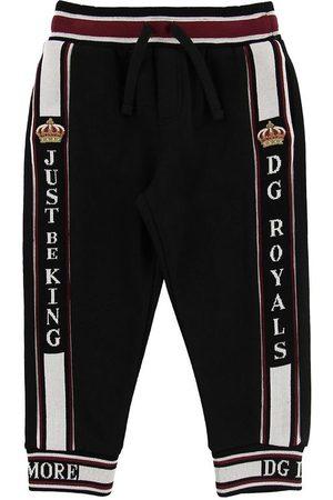 Dolce & Gabbana Sweatpants - m. Logo