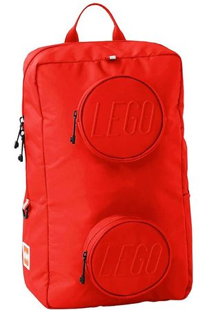 Lego Lego Skolväska - Signature Brick - 18 L - Bright Red