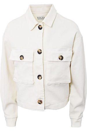 Hound Jacka - Denim - Off White