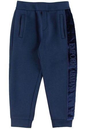 Emporio Armani Sweatpants - Cobalt Blue