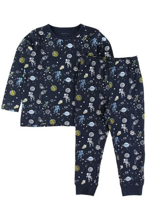 NAME IT Pojke Pyjamas - Pyjamas - Noos - NkmNightset - Dark Sapphire