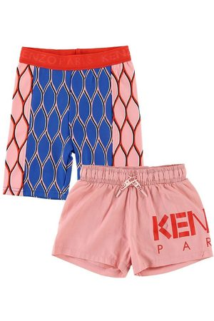 Kenzo Cykelshorts/Shorts - Exclusive Edition - Blossom