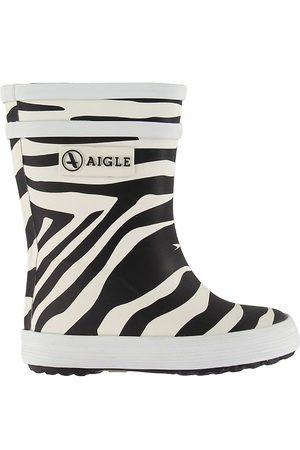 Aigle Gummistövlar - Baby Flac - Zebra