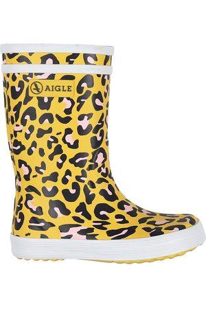 Aigle Flicka Gummistövlar - Gummistövlar - Lolly Pop Kid - Leopard