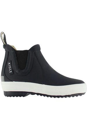 Aigle Flicka Boots - Gummiboots - Lolly Chelsea - Marinblå