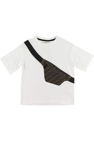 Fendi Pojke Väskor - T-shirt - m. Magväska