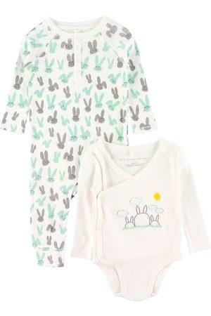 Stella McCartney Kids Babyset - Gåvoset - Bunny - /