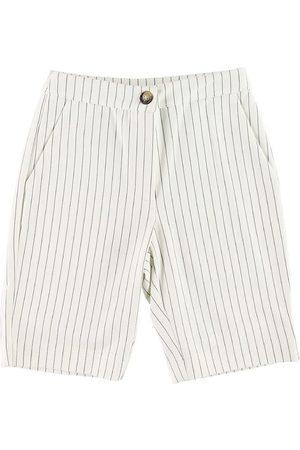 Grunt Flicka Shorts - Shorts - Henna Bermuda - m. Ränder