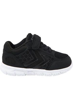 Hummel Pojke Sneakers - Skor - HMLCrosslite Sneaker Infant - Black