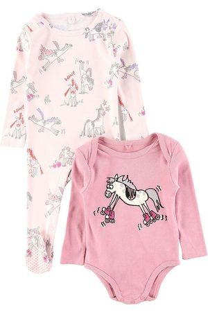 Stella McCartney Kids Gåvoset - Horses Doodle - Rose