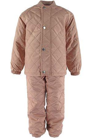 Liewood Flicka Skidkläder - Termokläder - Luna - Recycled - Dark Rose