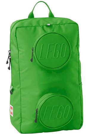 Lego Lego Skolväska - Signature Brick - 18 L - Bright Green