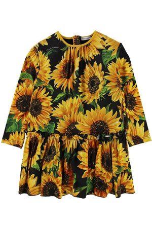 Dolce & Gabbana Flicka Klänningar - Klänning - Sunflower - /