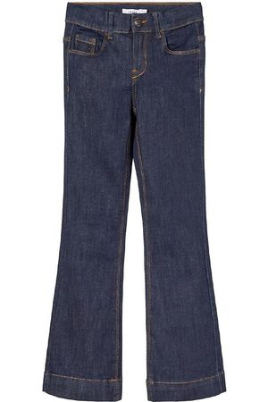 NAME IT Flicka Jeans - Jeans - Noos - NkfPolly - Mörkblå