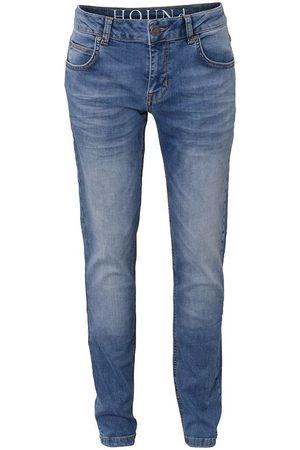 Hound Pojke Straight - Jeans - Straight - Used Blue Denim